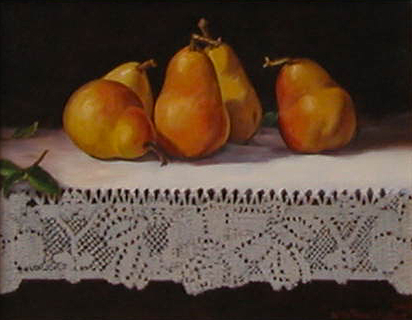 Taste the Color of Pears